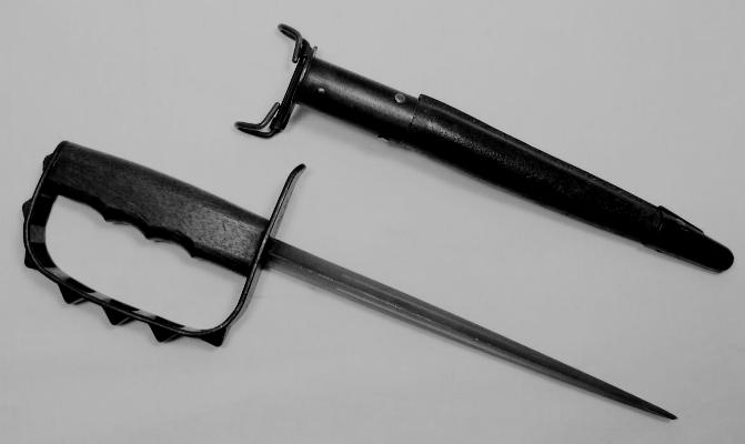 Американский окопный нож «Trench Knife M1917»
